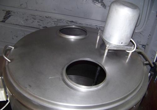 Schładzalniki do mleka